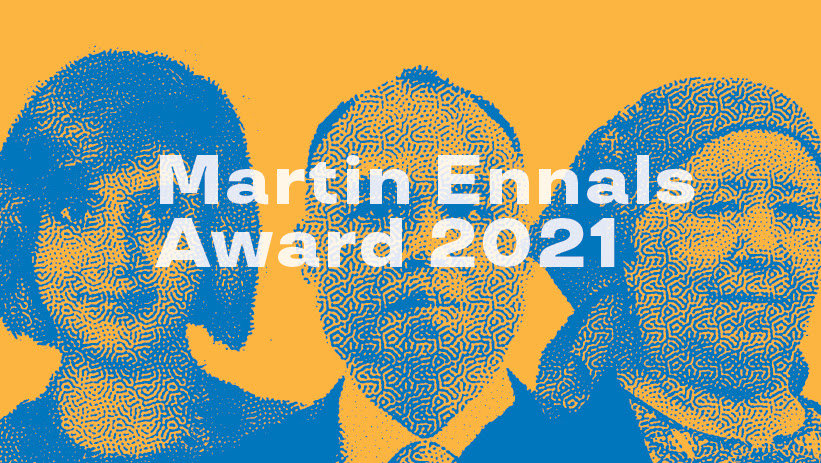 Martin Ennals Award 2021