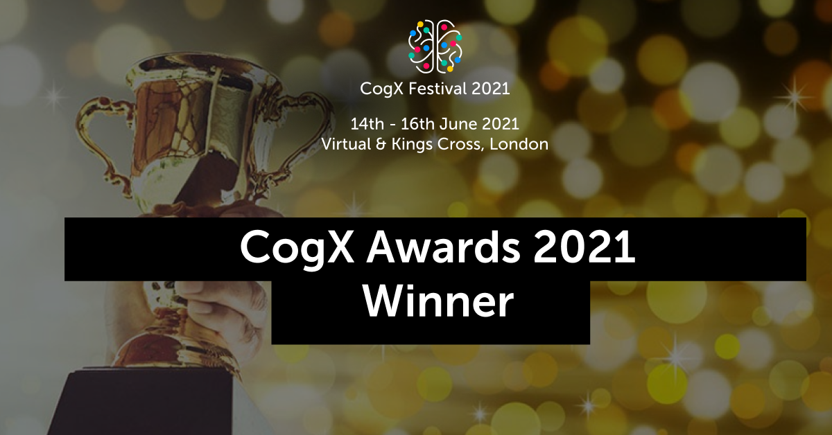 CogX Award Winner